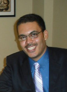 Headshot of Ayman
